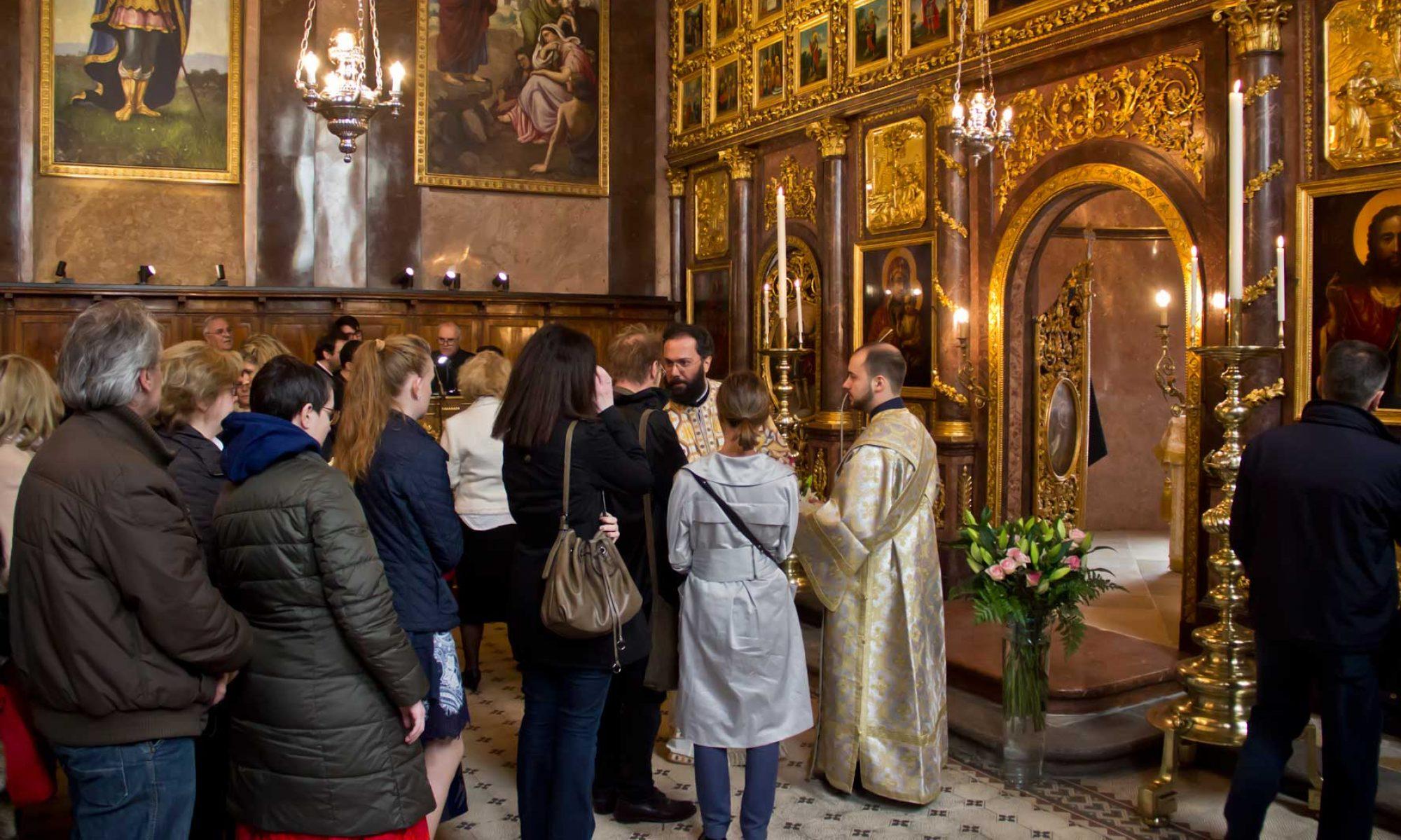 Orthodoxe deutschsprachige Gemeinde in Wien