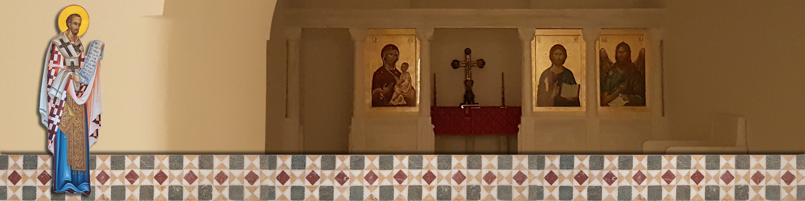 Kapelle zum Heiligen Johannes Chrysostomos