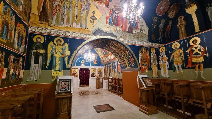 Kapelle Ikonographie